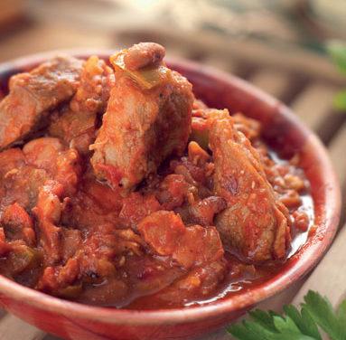 Sauté de Bœuf Paysà la provençale