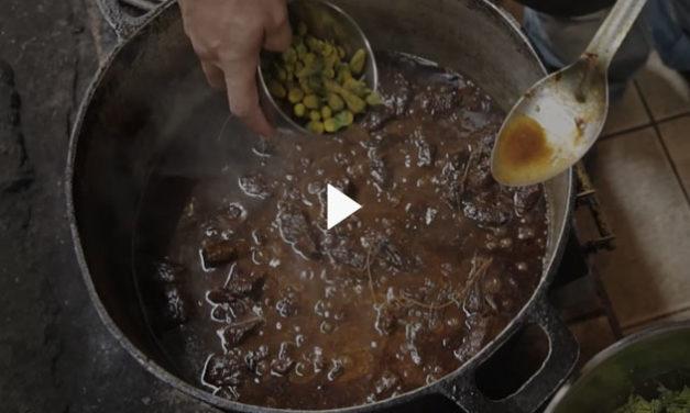 Romazave de Bœuf Pays recette de Jacky, chef du Far Far Kréol