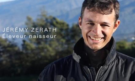 Jérémy Zerath, éleveur Boeuf Pays engagé